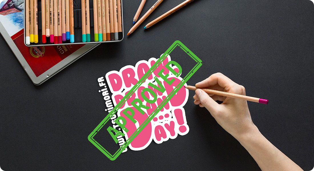 Draw, draw and day - Featured