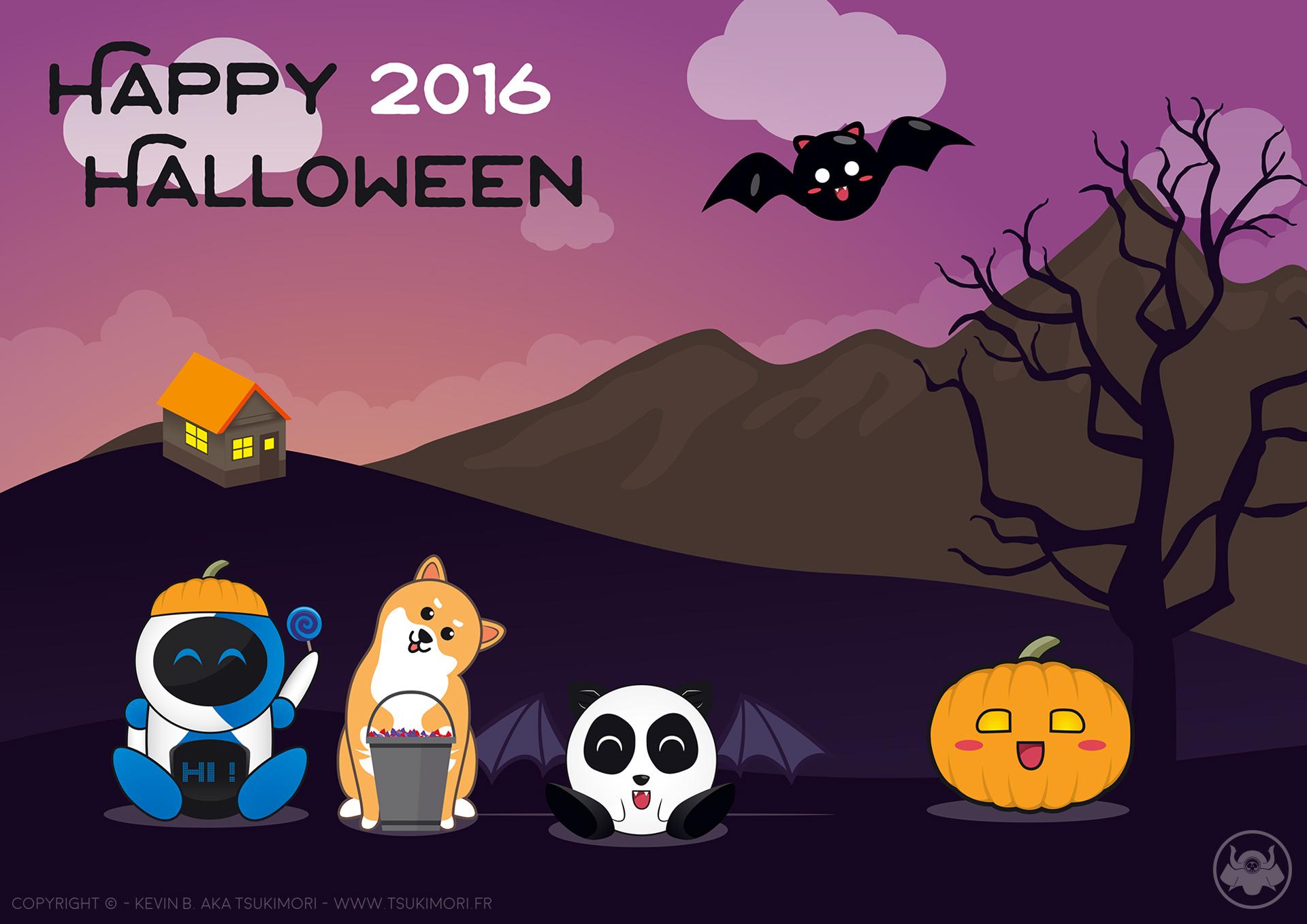 Joyeux Halloween 2015 - Featured