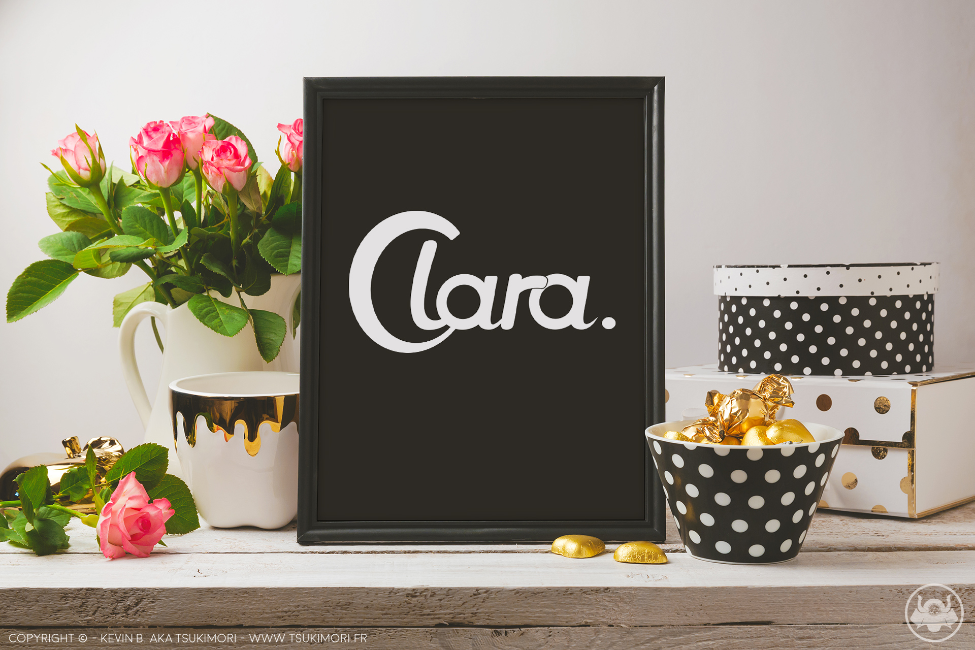 Typographie - Clara - Featured