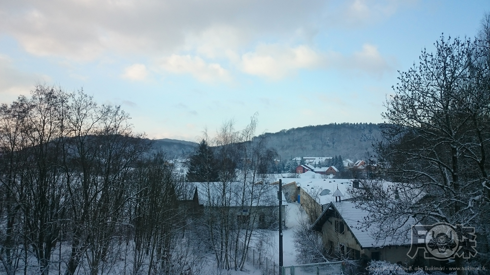 Jour d'hiver - Featured