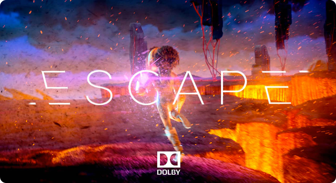 Escape - Le court-métrage d'animation par Moonbot Studio et Dolby - Featured