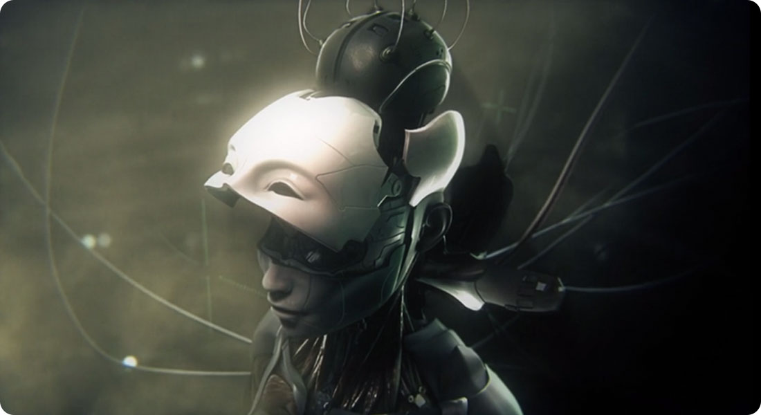 Des fans de Ghost in the shell produisent un FanFilm avec Blender 3D - Featured