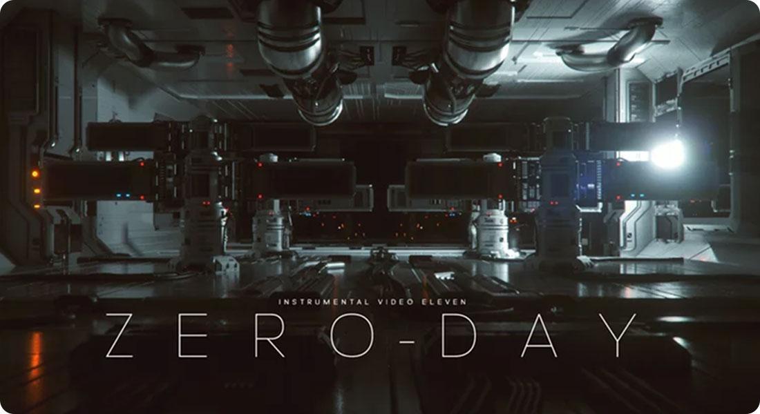 ZERO-DAY - Une superbe création avec Cinema 4D et Octane render