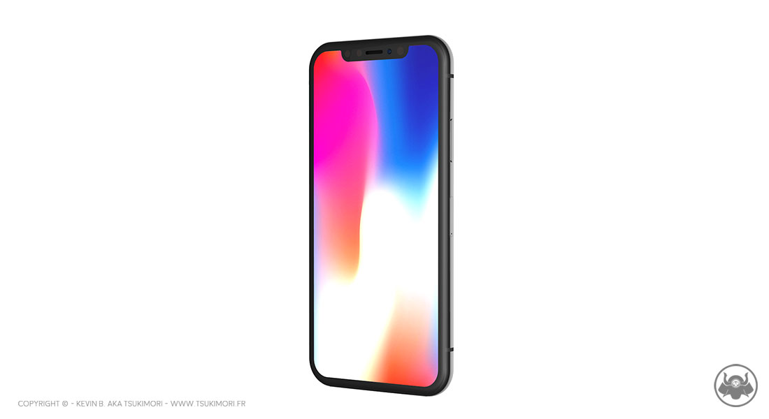 iPhone X - Cinema 4D - Featured