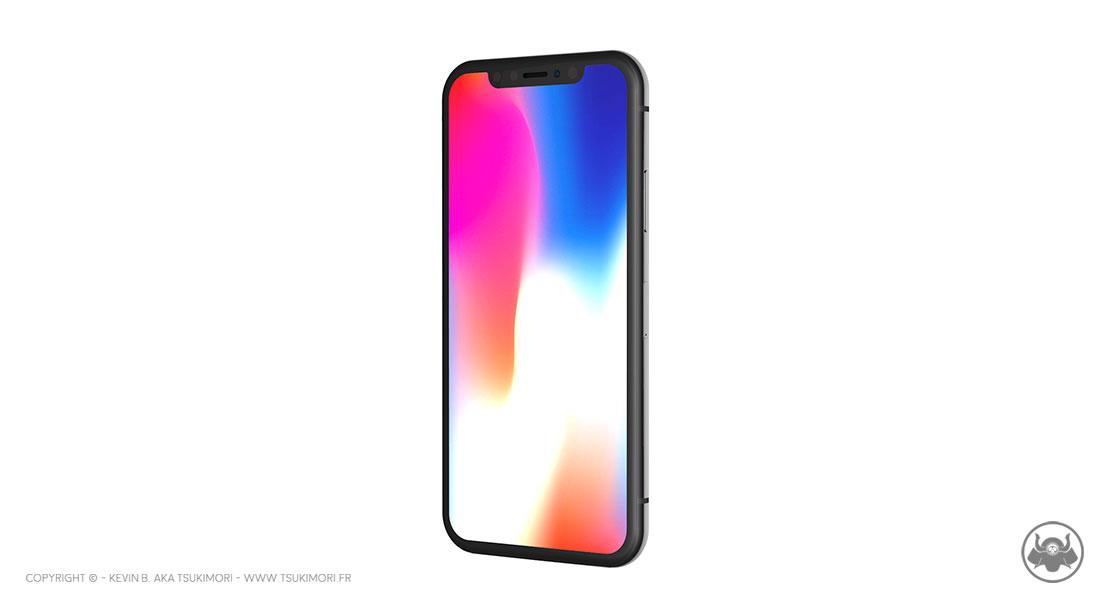 iPhone X - Cinema 4D - Featured