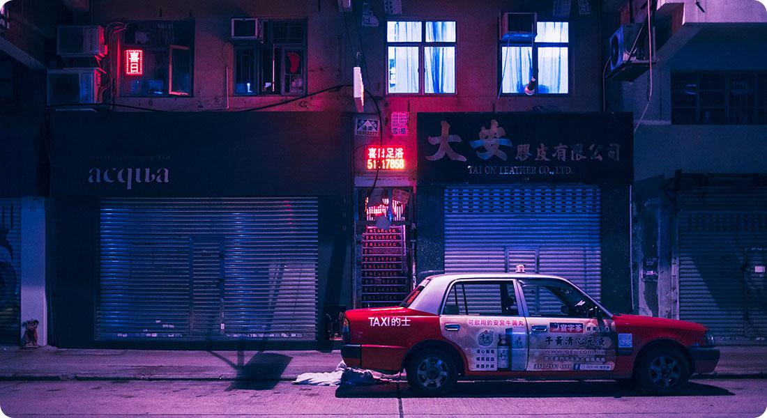 Neon Dreams - Plongez dans Tokyo avec une ambiance colorée et éclatante