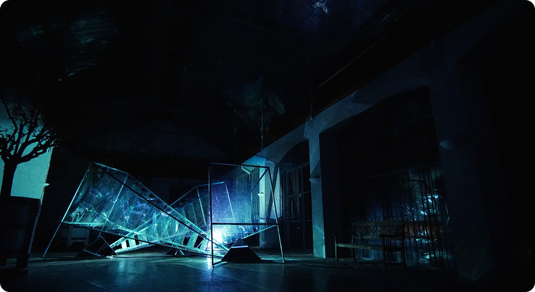Crystallized - Une sculpture immersive - Featured