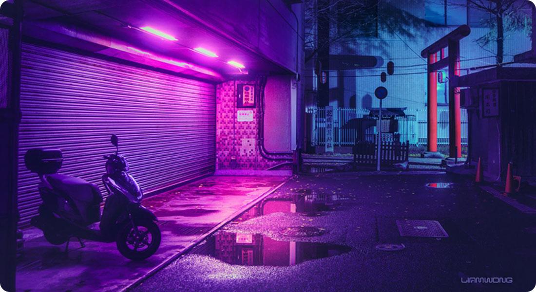 Liam Wong nous fait visiter Tokyo de nuit - Featured