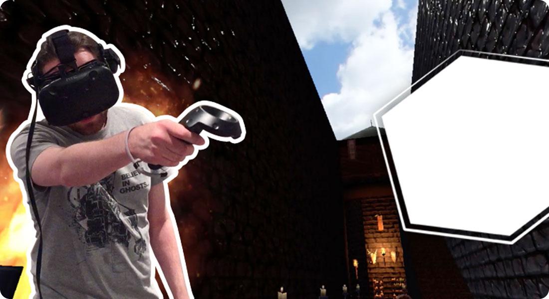 Visitez la Tour 27 de Belfort en Réalité Virtuelle