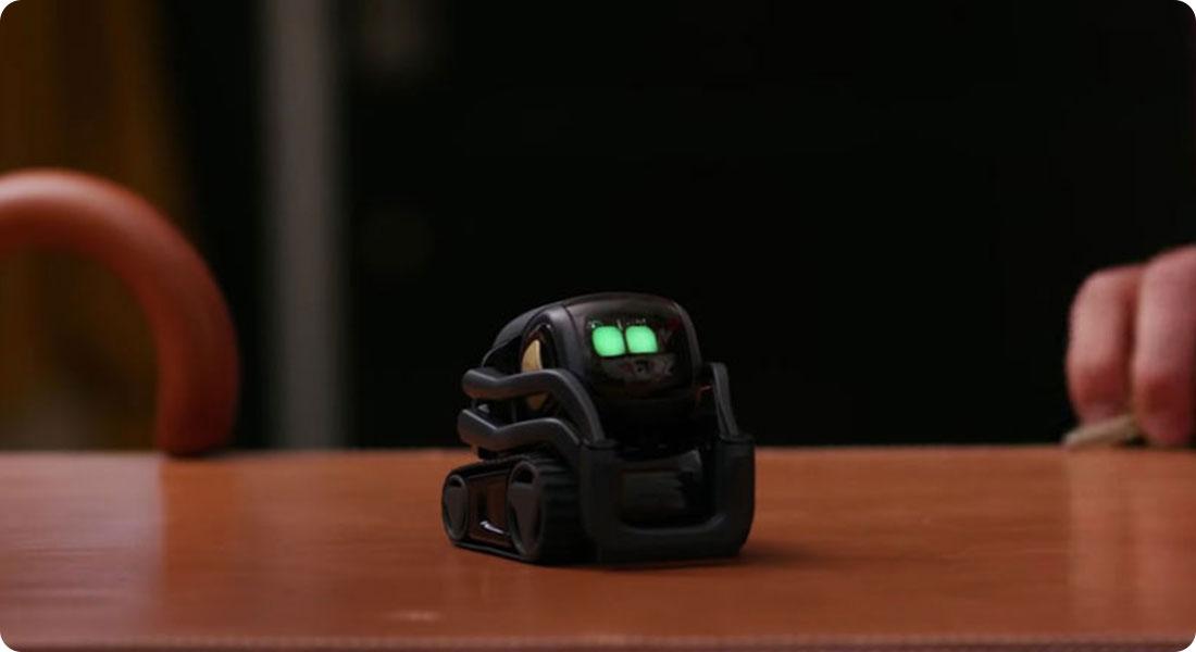 Coup de coeur sur le robot Vector de Anki