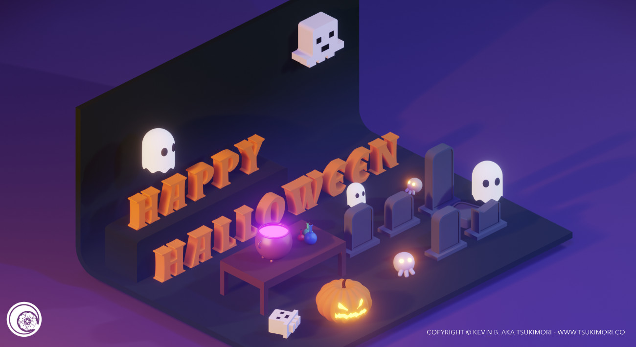Joyeux Halloween 2019 - Featured