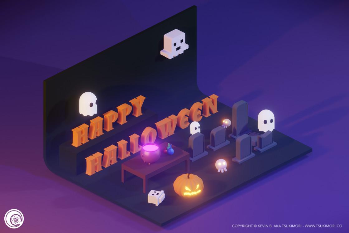 L'expérience d'Halloween était... compliqué..
