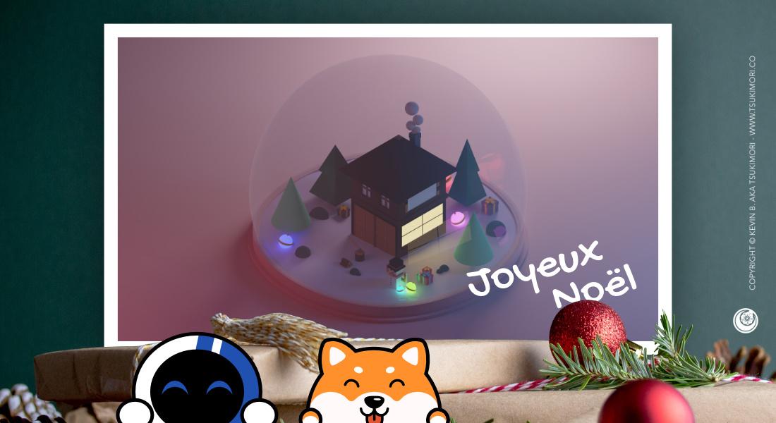 Passez un Joyeux Noël 2019 - Featured