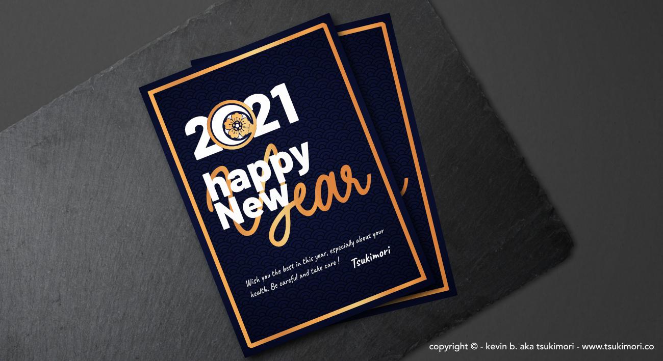 Bonne Année 2021 - Featured